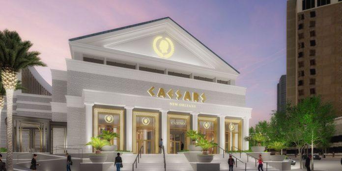 caesars, building