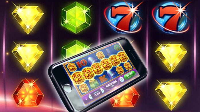 gems, 7s and mobile phone